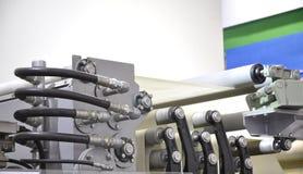 вода обработки оборудований Стоковое фото RF