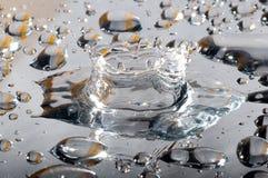 вода падений Стоковая Фотография