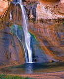 вода падения пустыни стоковые фотографии rf