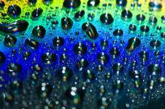 вода падения Стоковое Фото