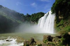 вода падения Стоковое фото RF