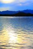 вода пейзажа Стоковое Изображение