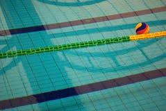вода поло Стоковое Изображение