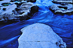 вода потока Стоковые Фото