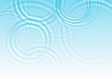 вода пульсации предпосылки Стоковые Фотографии RF