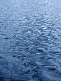 вода пульсаций Стоковое Изображение RF