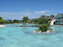 вода рая тропическая Стоковые Фотографии RF