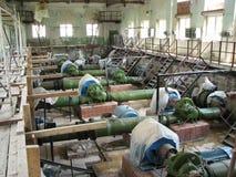 вода ремонта канала Стоковые Фото