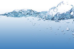 вода ритма стоковые фото