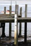 вода ровной отметки приливная Стоковые Фотографии RF