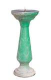 вода сбора винограда выпивая фонтана изолированная стоковые фото