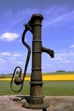 вода сбора винограда насоса Стоковое Изображение RF
