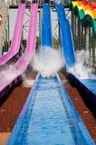 вода скольжения парка Стоковое Фото