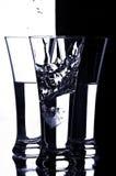 вода стекел Стоковая Фотография RF