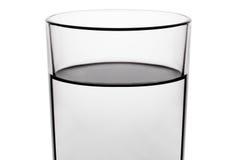 вода стекла питья стоковые фотографии rf