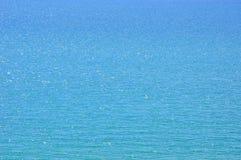 вода текстуры моря Стоковая Фотография RF