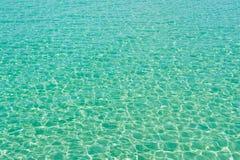 вода текстуры моря Стоковое Изображение RF