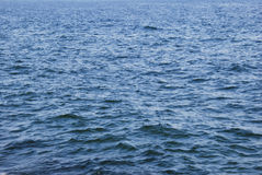вода текстуры океана Стоковое Фото