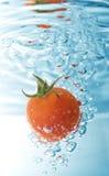 вода томата падения Стоковые Изображения RF