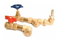 вода труб Стоковое Изображение