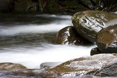 вода утеса Стоковые Фотографии RF