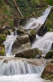 вода утесов Стоковые Фотографии RF