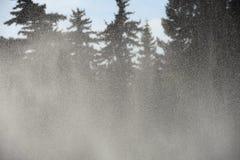 вода фонтана верхняя Стоковая Фотография
