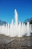 вода фонтана Стоковые Фото