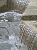 вода фонтана Стоковая Фотография