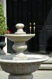 вода фонтана Стоковые Изображения RF