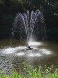 вода фонтана Стоковое Фото
