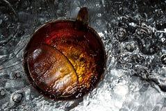 вода чашки Стоковое фото RF