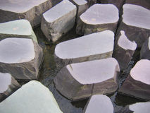 вода шагая камней manchester характеристики Англии стоковое изображение