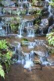 вода шага падения малая Стоковые Изображения