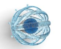 вода шарика Стоковые Изображения RF