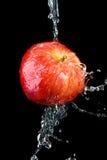 вода яблока Стоковое Изображение