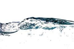 вода 26 падений Стоковая Фотография