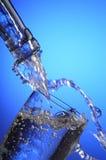 вода 3 двигателей Стоковая Фотография RF