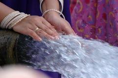 вода Стоковая Фотография