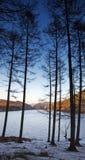 Вода Derwent Стоковая Фотография RF