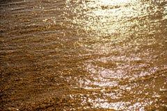 Вода Shalllow моря Стоковые Фотографии RF