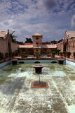 вода yogyakarta всхода дворца стоковое фото