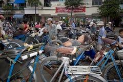 водители cholon cyclo Стоковое Изображение