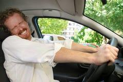 водитель Стоковое Изображение RF