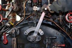 водитель s кабины Стоковые Изображения RF