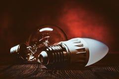 водить светильник Стоковые Фото