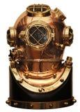 водолазный шлем Стоковые Фотографии RF