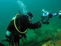 водолаз камеры Стоковые Фото