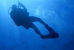 водолаз Стоковое фото RF