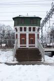 Водонапорная башня Стоковые Фотографии RF